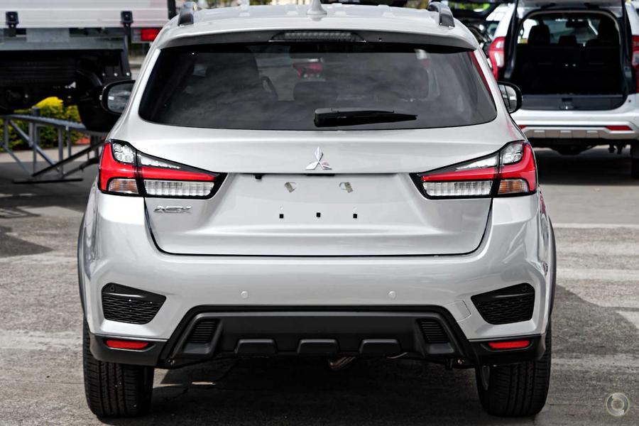 2021 Mitsubishi ASX ES Plus XD