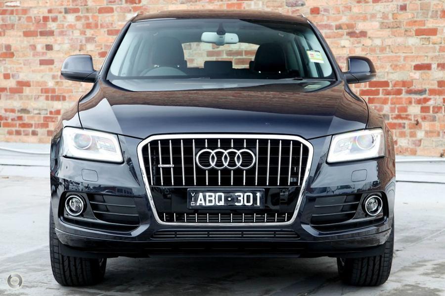 Audi Q TDI R Zagame Automotive - Audi abq