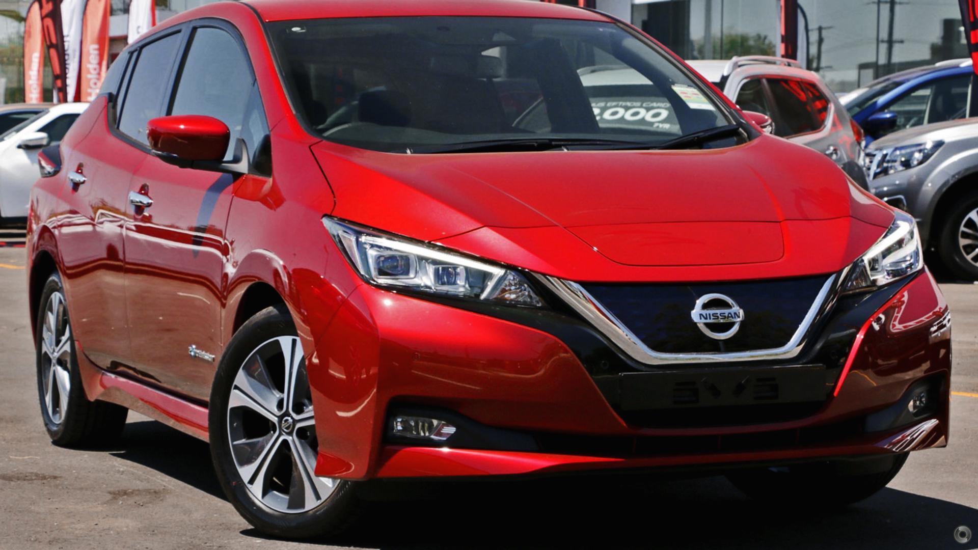 2020 Nissan LEAF  ZE1