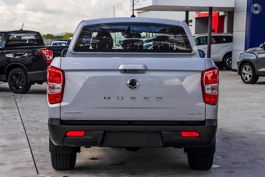 2020 SsangYong Musso Ultimate Q200