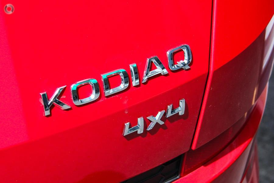 2021 ŠKODA Kodiaq 132TSI Sportline NS