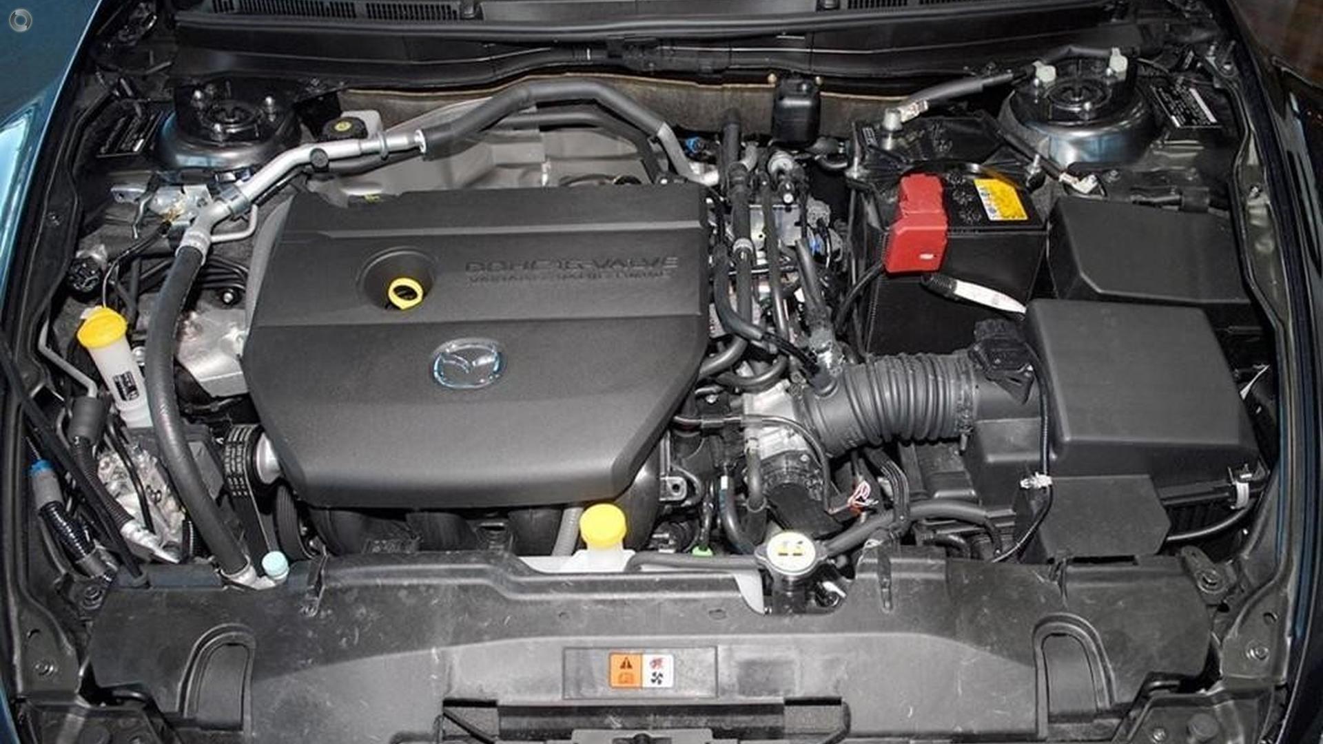 2011 Mazda 6 Luxury Sports GH Series 2