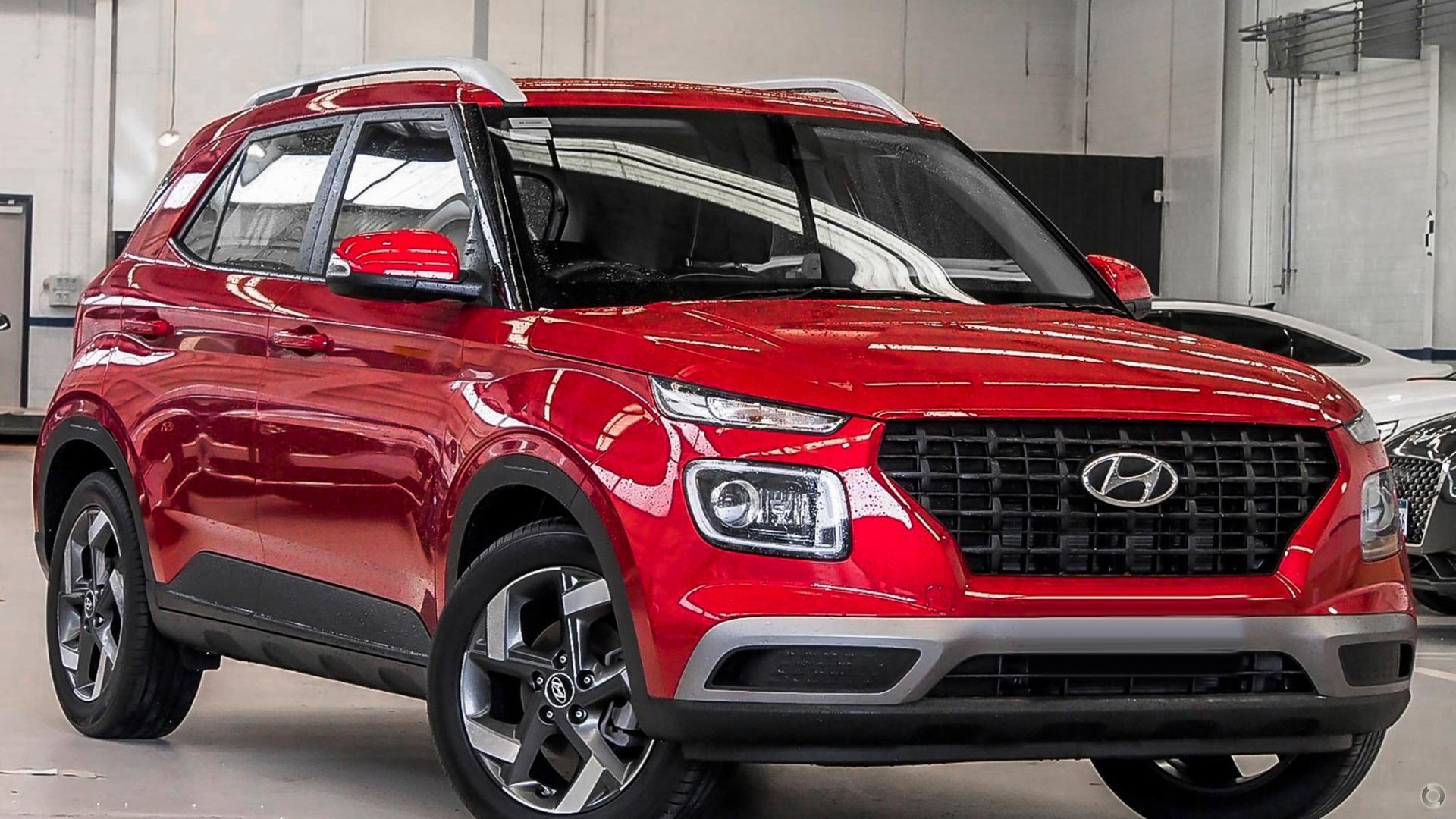 2021 Hyundai Venue QX.V4
