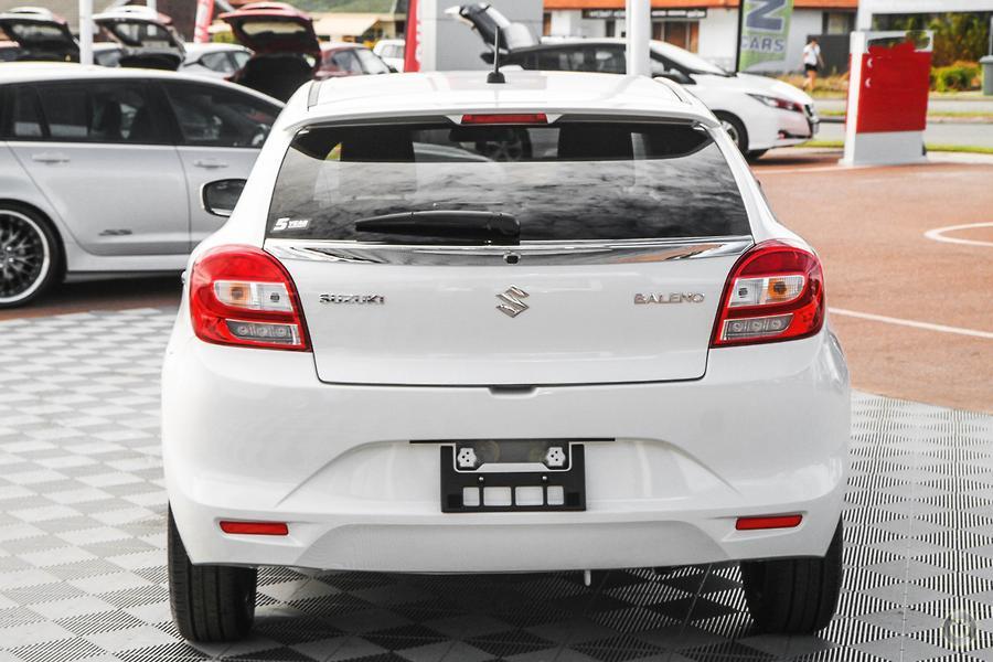 2021 Suzuki Baleno GLX EW Series II