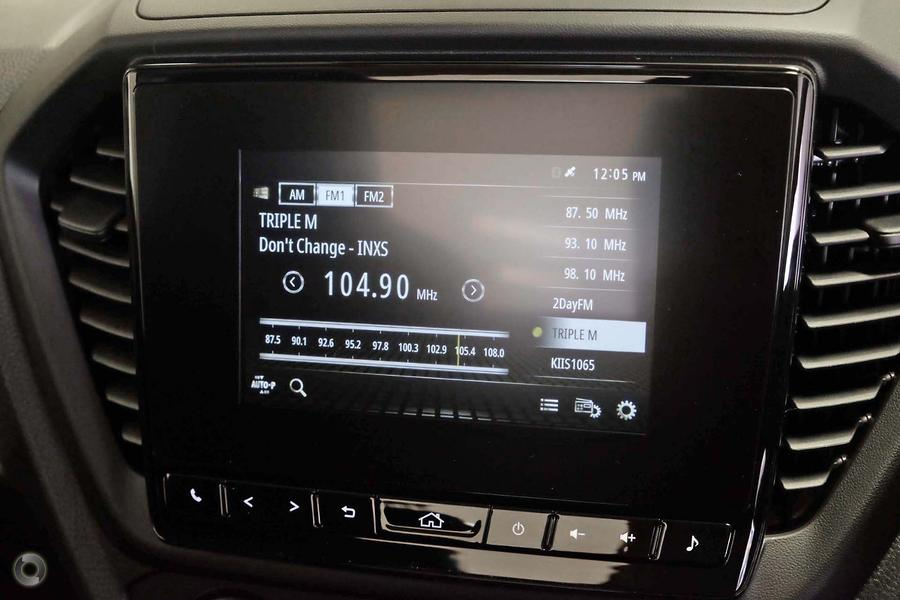 2021 Isuzu D-MAX SX