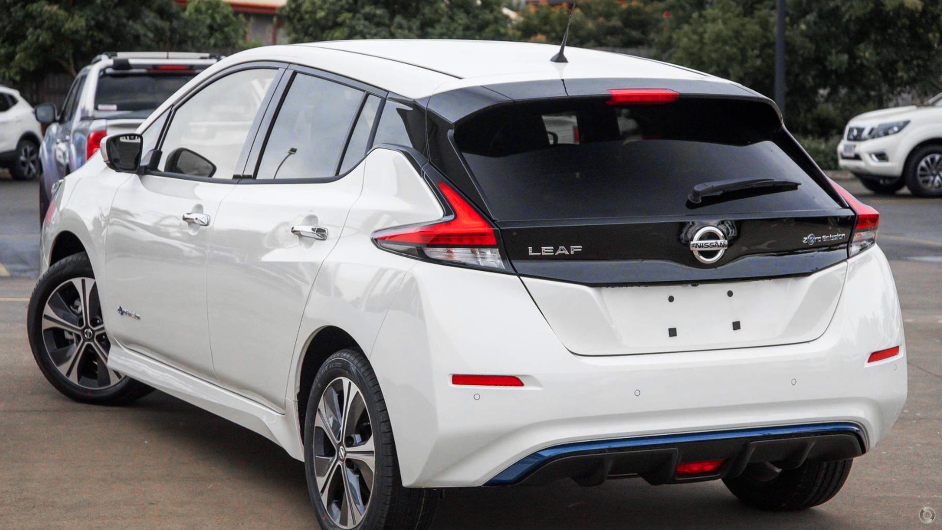 2021 Nissan Leaf e+ ZE1