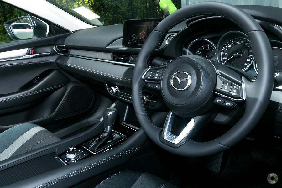 2021 Mazda 6 Sport GL Series