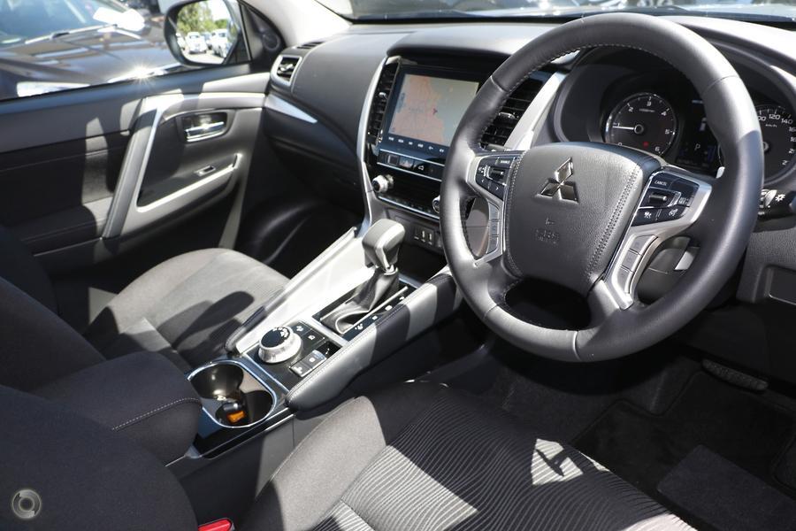 2021 Mitsubishi Pajero Sport GLS QF