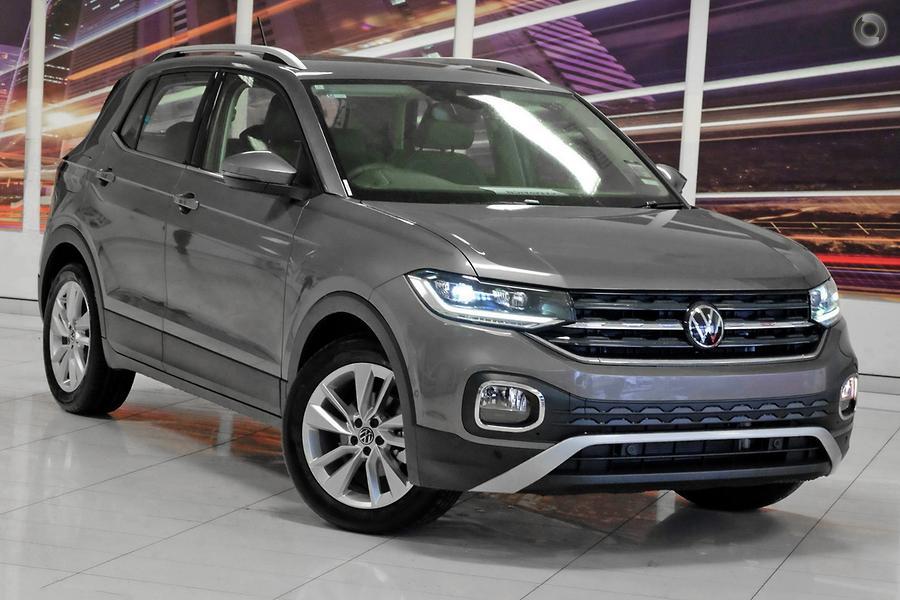 2021 Volkswagen T-Cross 85TSI Style C1