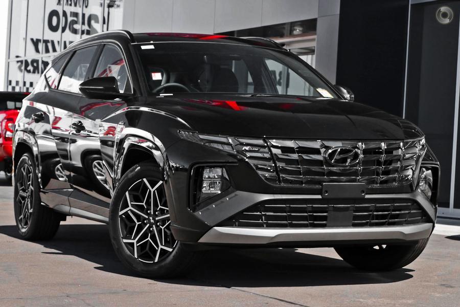 2021 Hyundai Tucson N Line NX4.V1