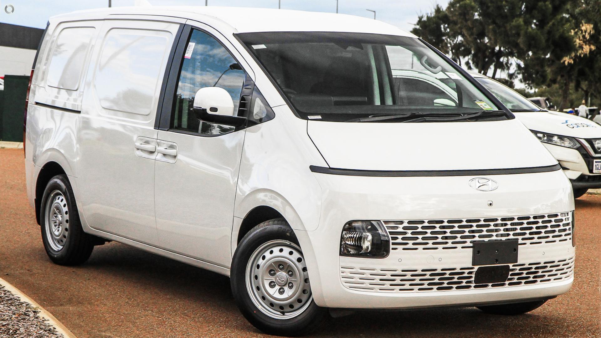 2021 Hyundai Staria Load US4.V1