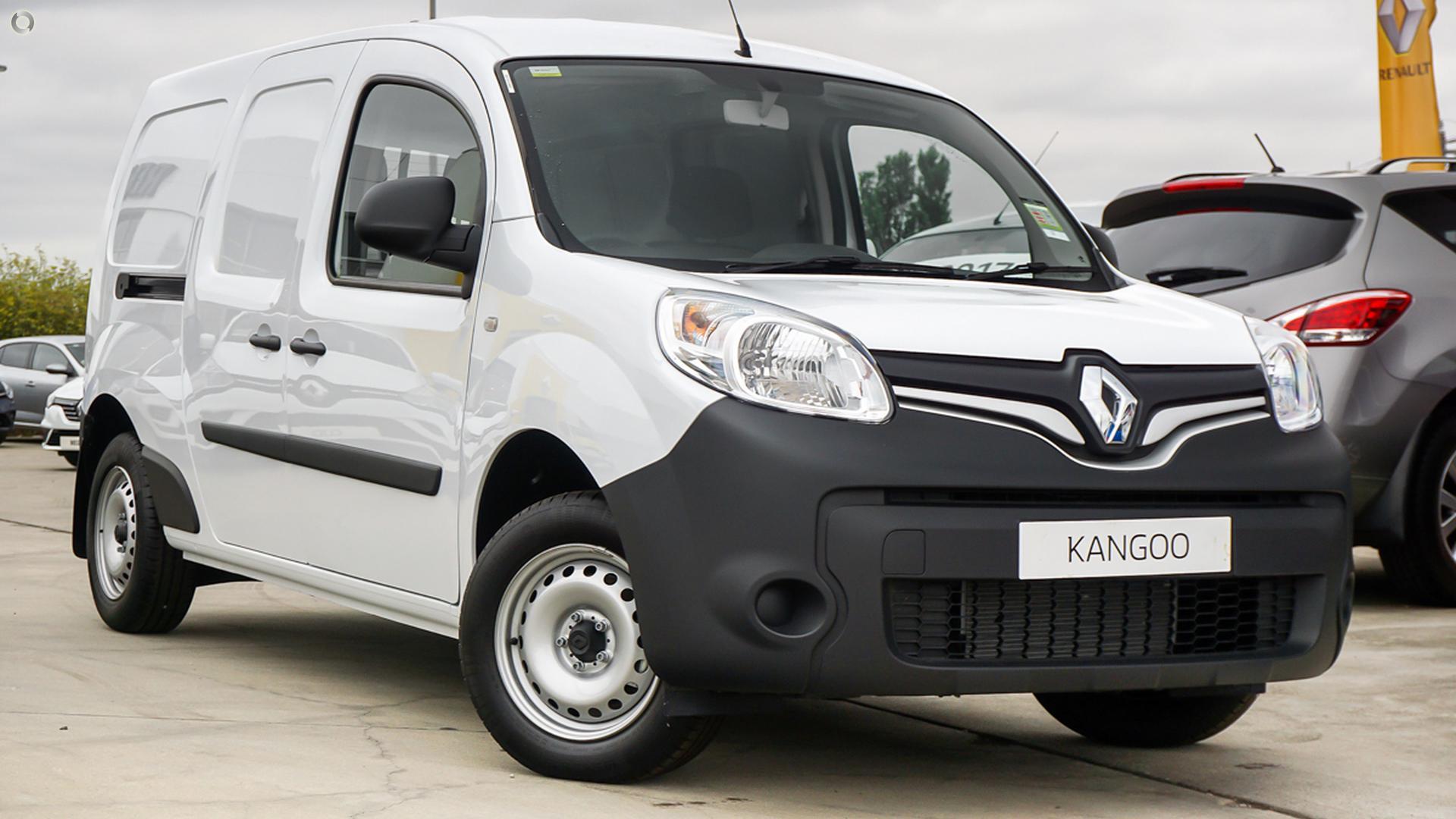 2017 Renault Kangoo Maxi F61 Phase II