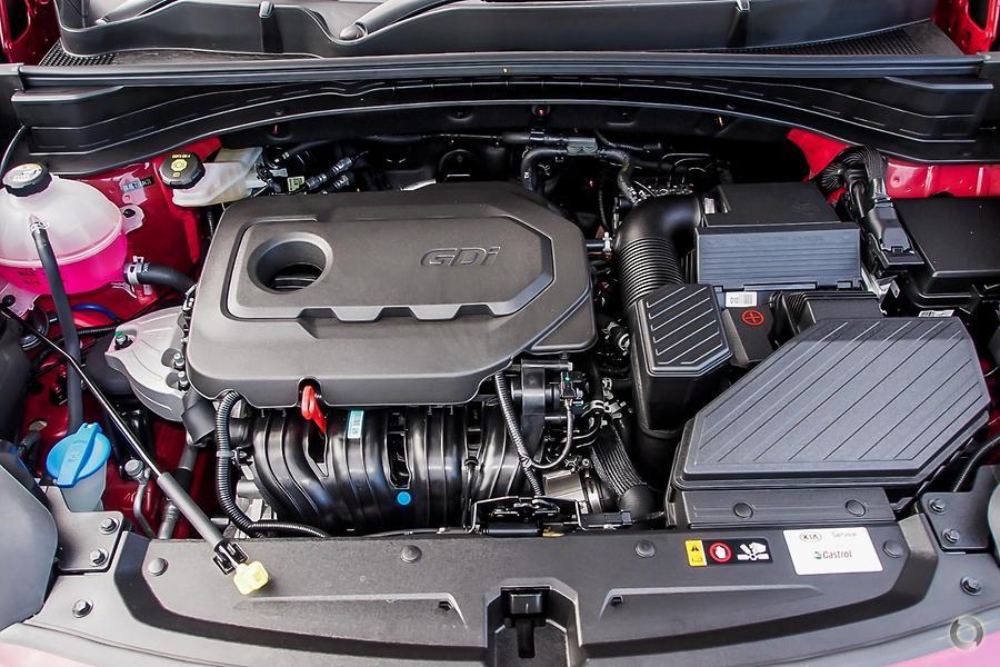 2021 Kia Sportage GT-Line QL