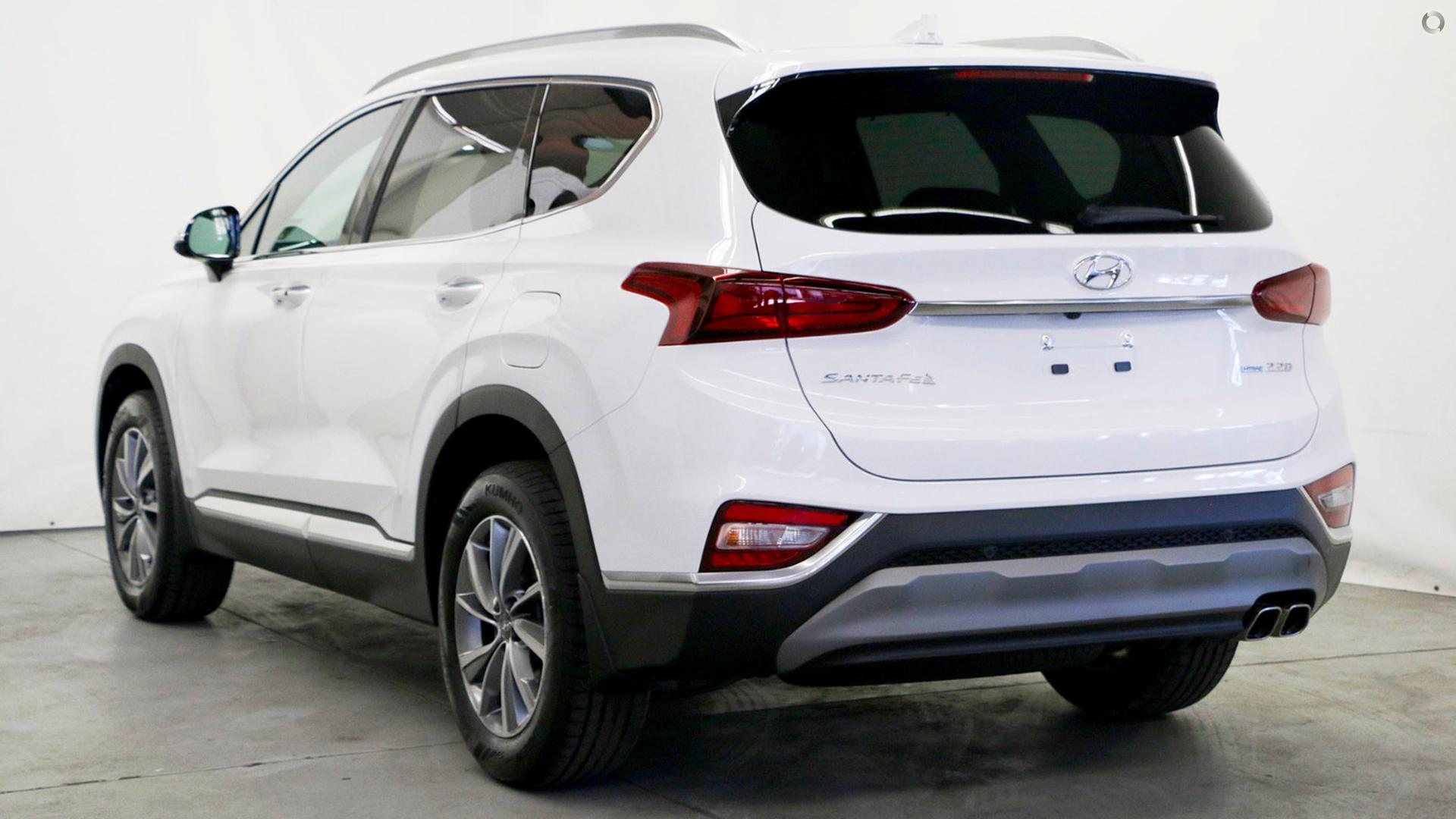 2018 Hyundai Santa Fe Elite TM