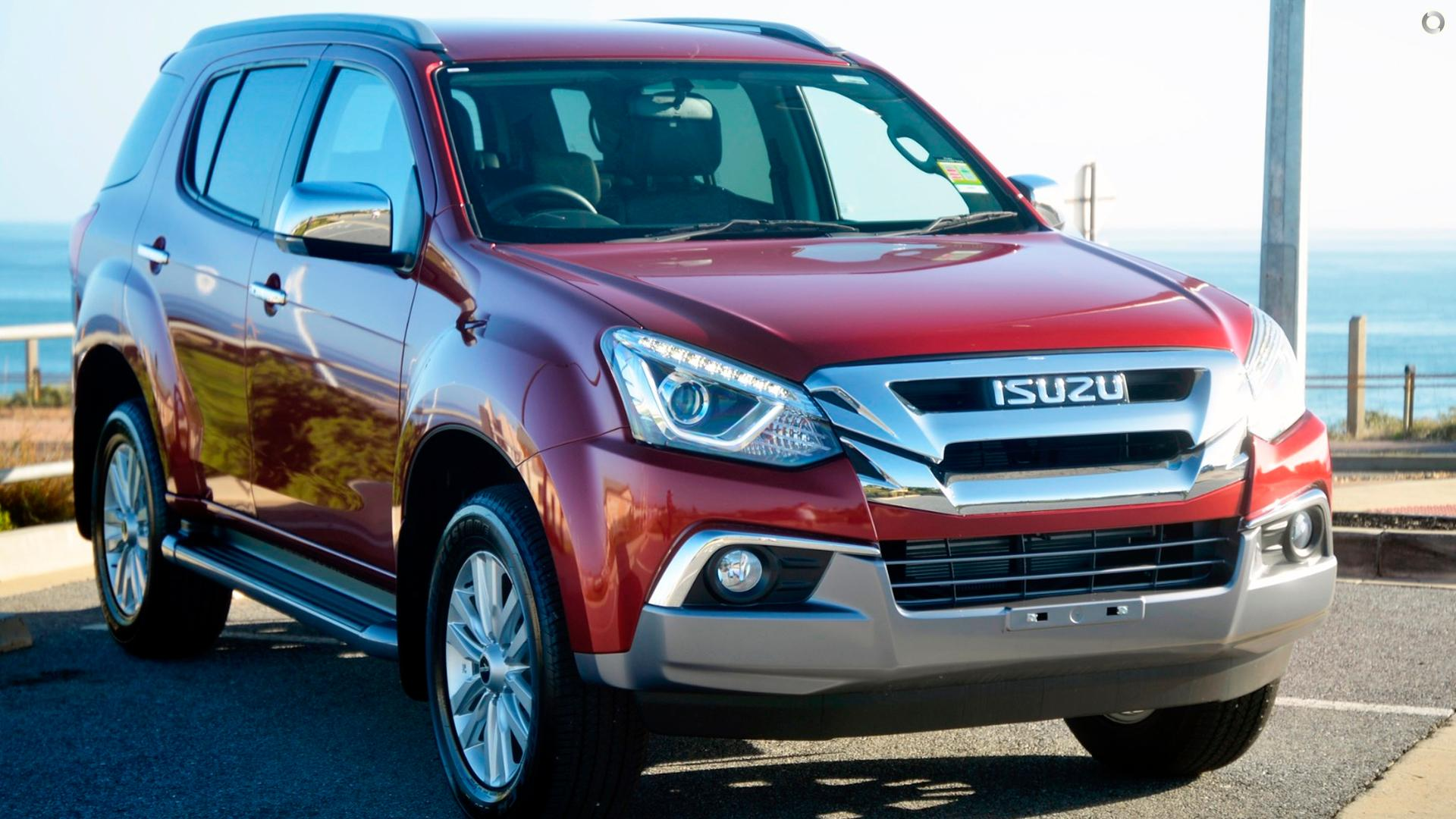 2018 Isuzu MU-X LS-T (No Series)