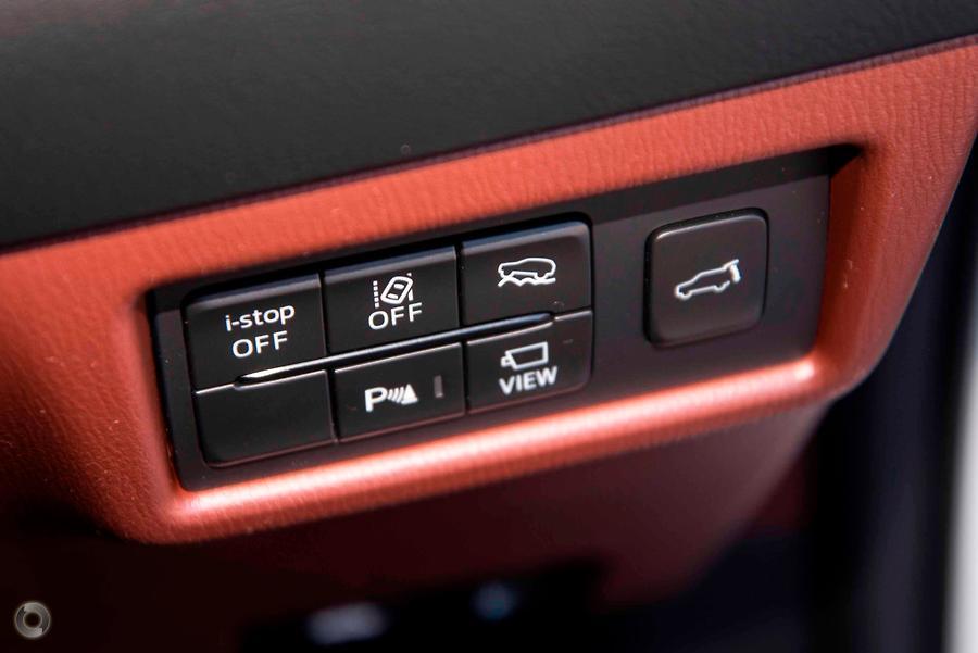2021 Mazda CX-8 Asaki KG Series