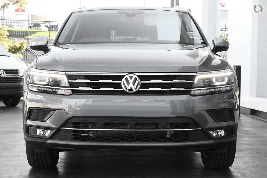 2021 Volkswagen Tiguan 162TSI Highline Allspace 5N