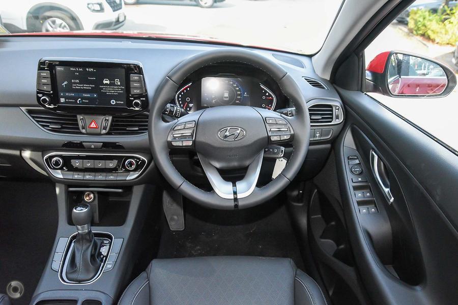 2021 Hyundai i30 Elite PD.V4