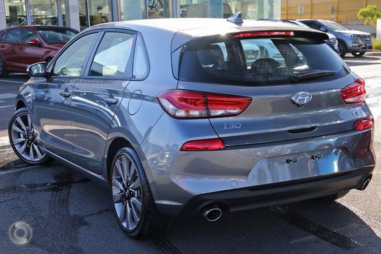 2018 Hyundai i30 SR PD2