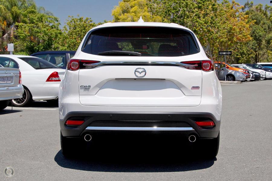 2017 Mazda CX-9 GT TC