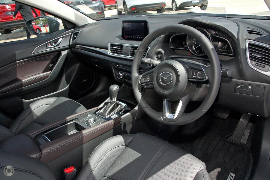 Mazda 3 SP25 GT BN Series