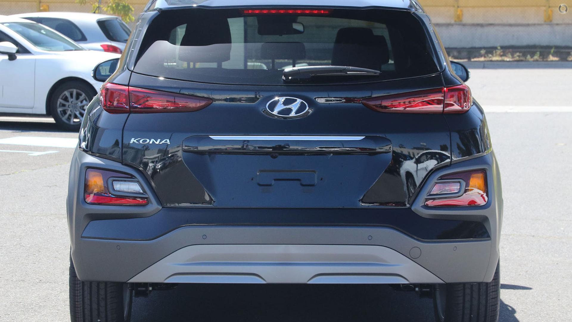 2018 Hyundai Kona Elite OS