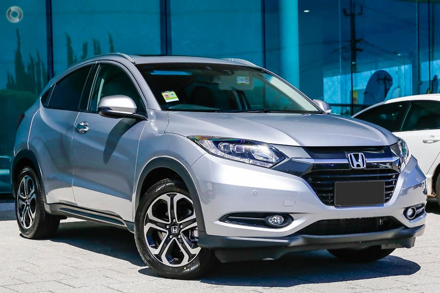 2017 Honda Hr-v VTi-L (No Series)