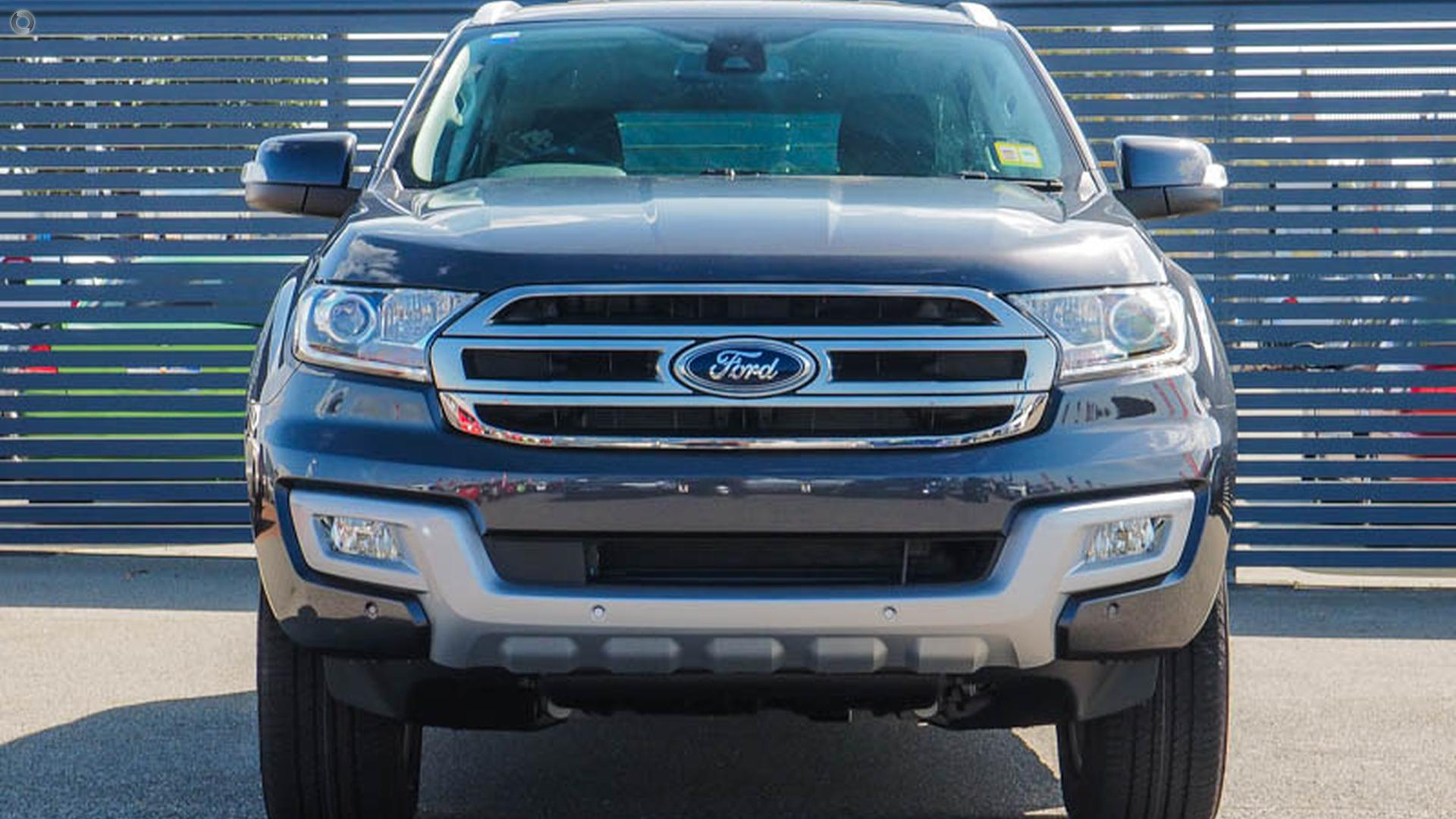 2017 Ford Everest Trend UA