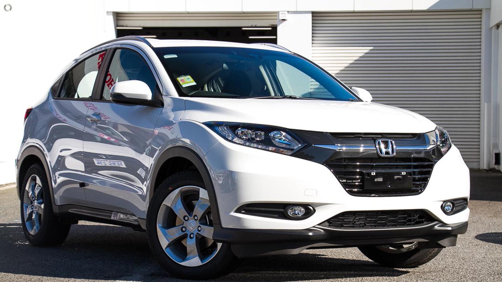 2017 Honda Hr-v VTi-S (No Series)