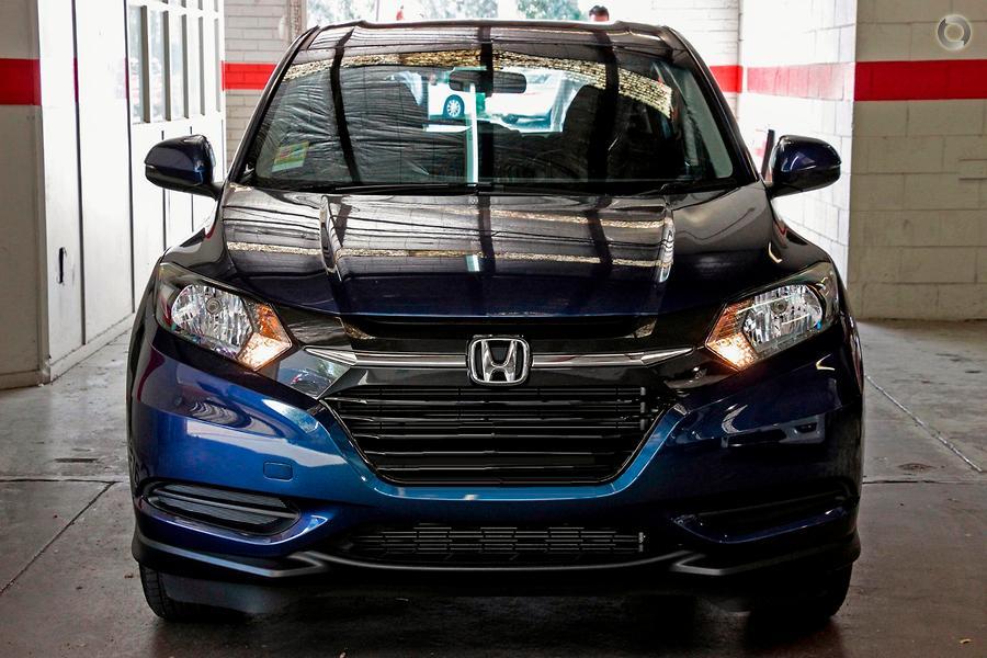 2018 Honda HR-V VTi (No Series)