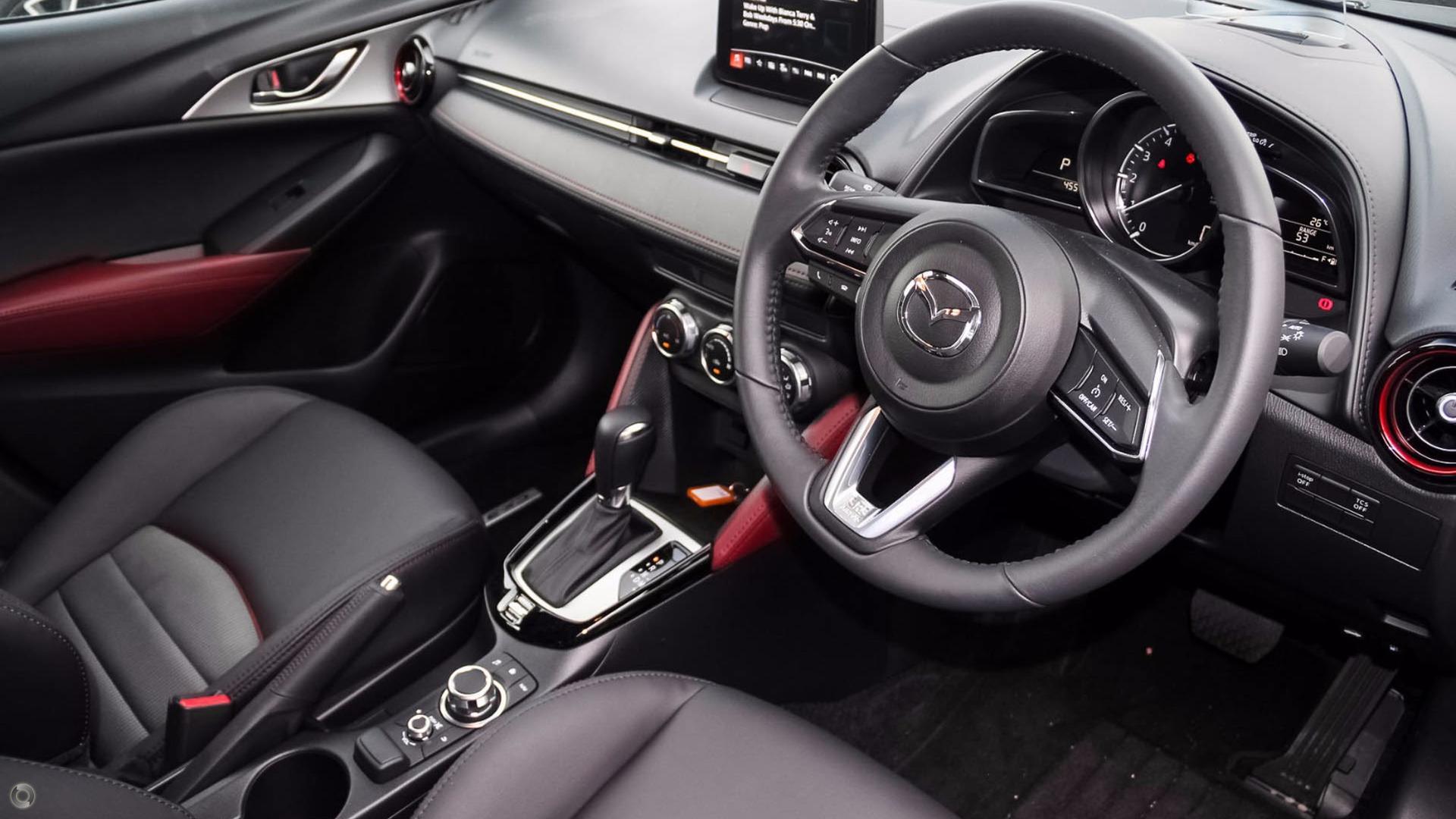 2017 Mazda CX-3 sTouring DK