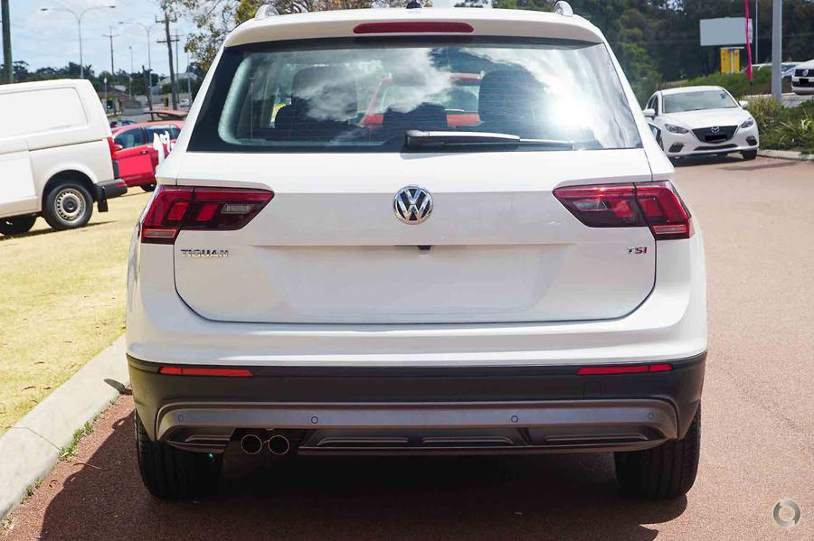 2018 volkswagen tiguan 132tsi comfortline 5n moss vale. Black Bedroom Furniture Sets. Home Design Ideas