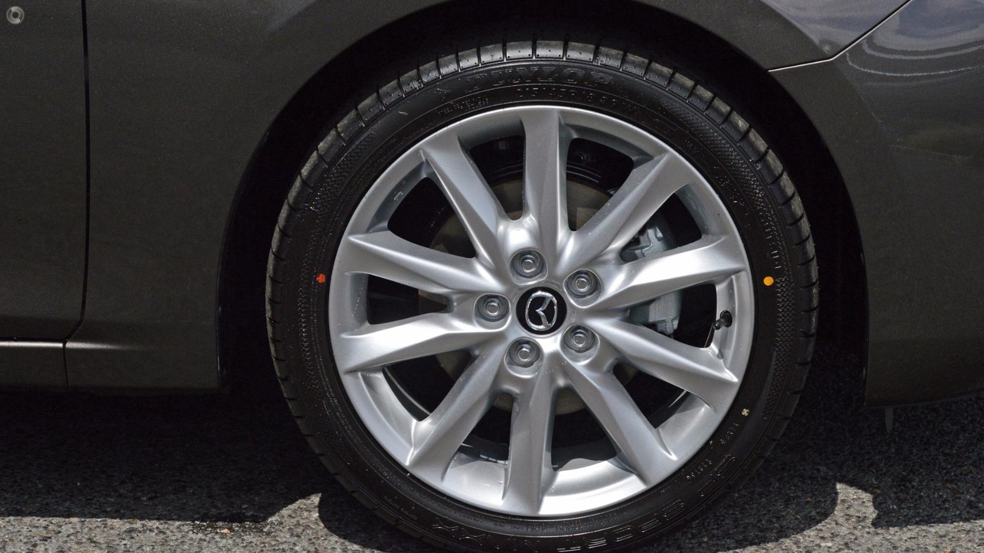 2018 Mazda 3 SP25 GT BN Series