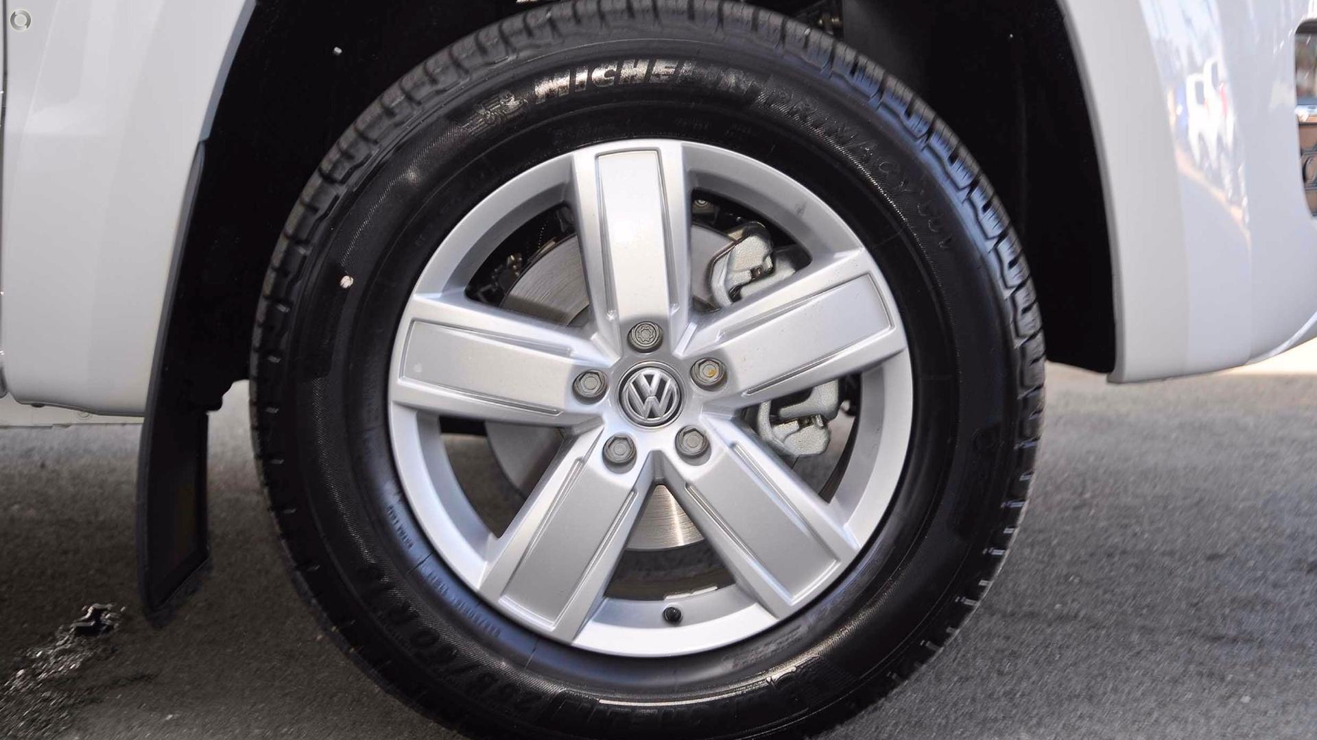 2017 Volkswagen Amarok TDI550 Sportline 2H