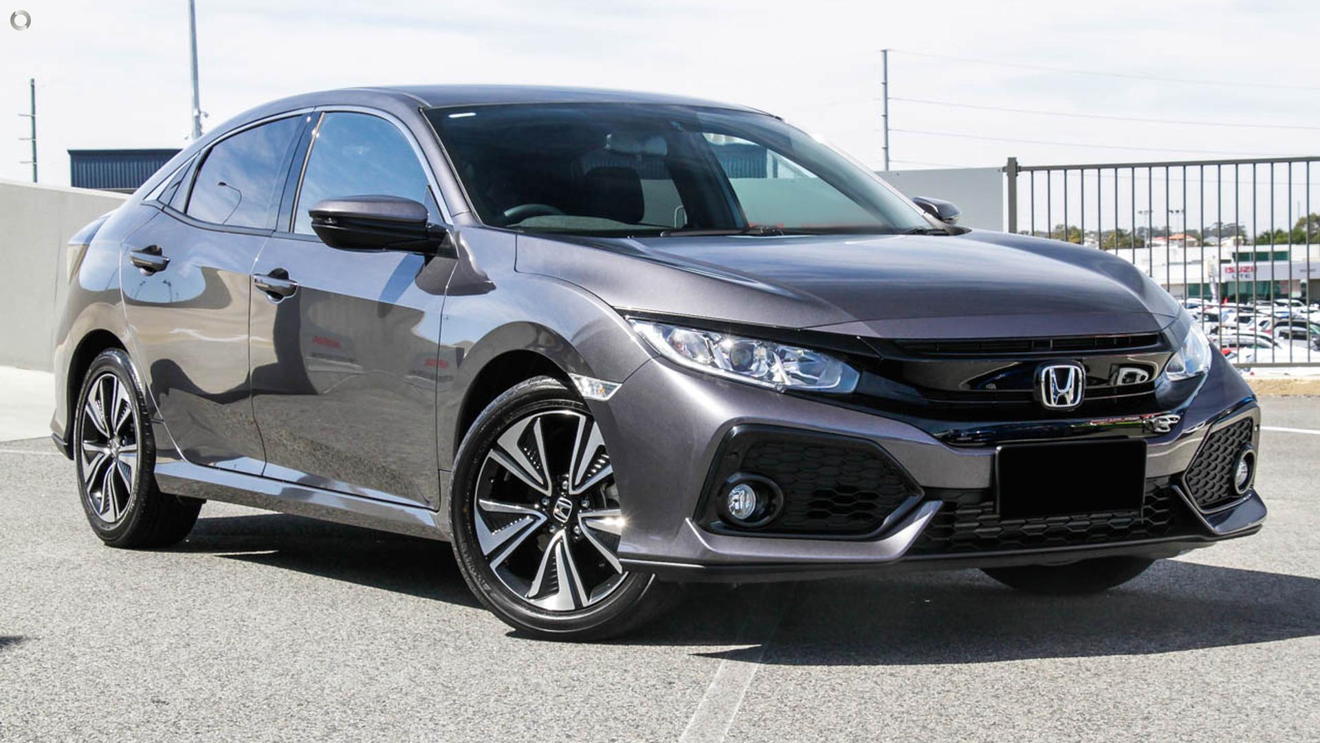 2018 Honda Civic VTi-L 10th Gen