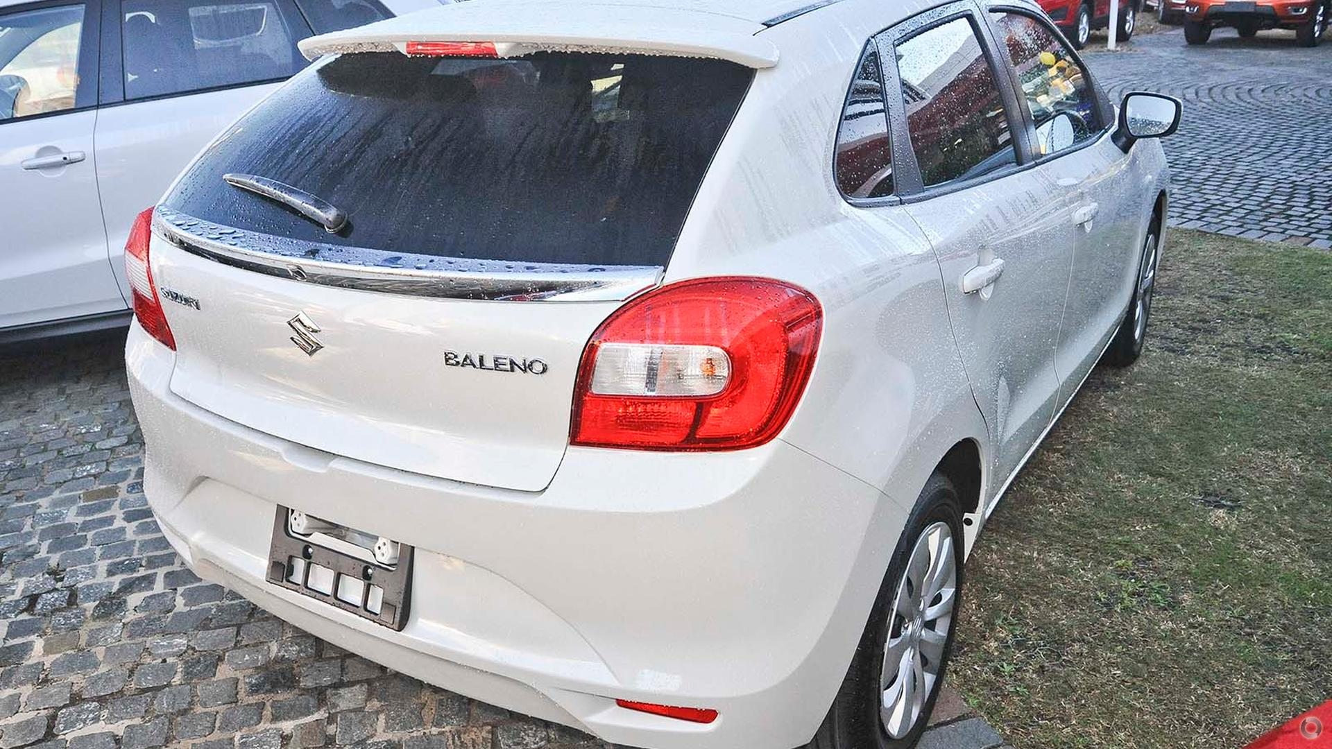 2018 Suzuki Baleno GL EW