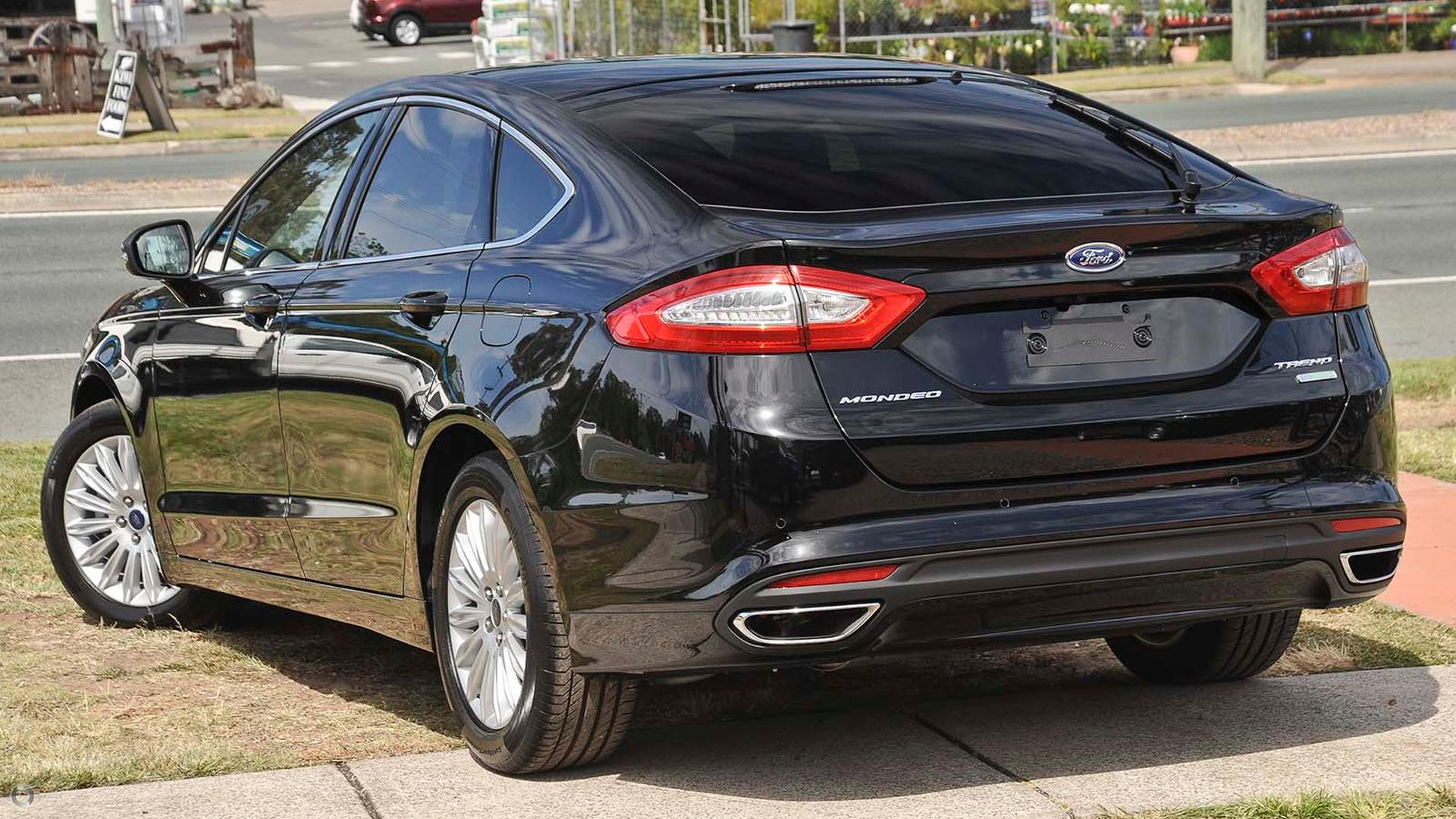 2017 Ford Mondeo Trend MD