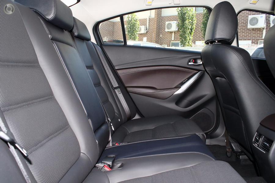 Mazda 6 GT GL Series