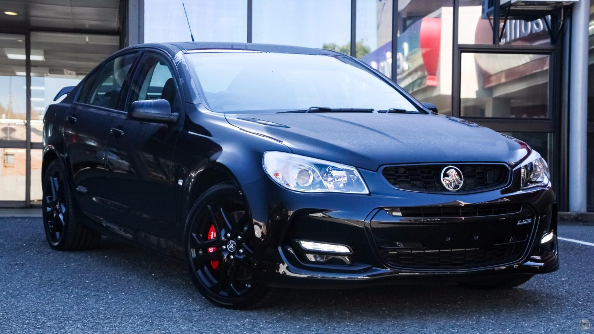2017 Holden Commodore SS V Redline VF Series II