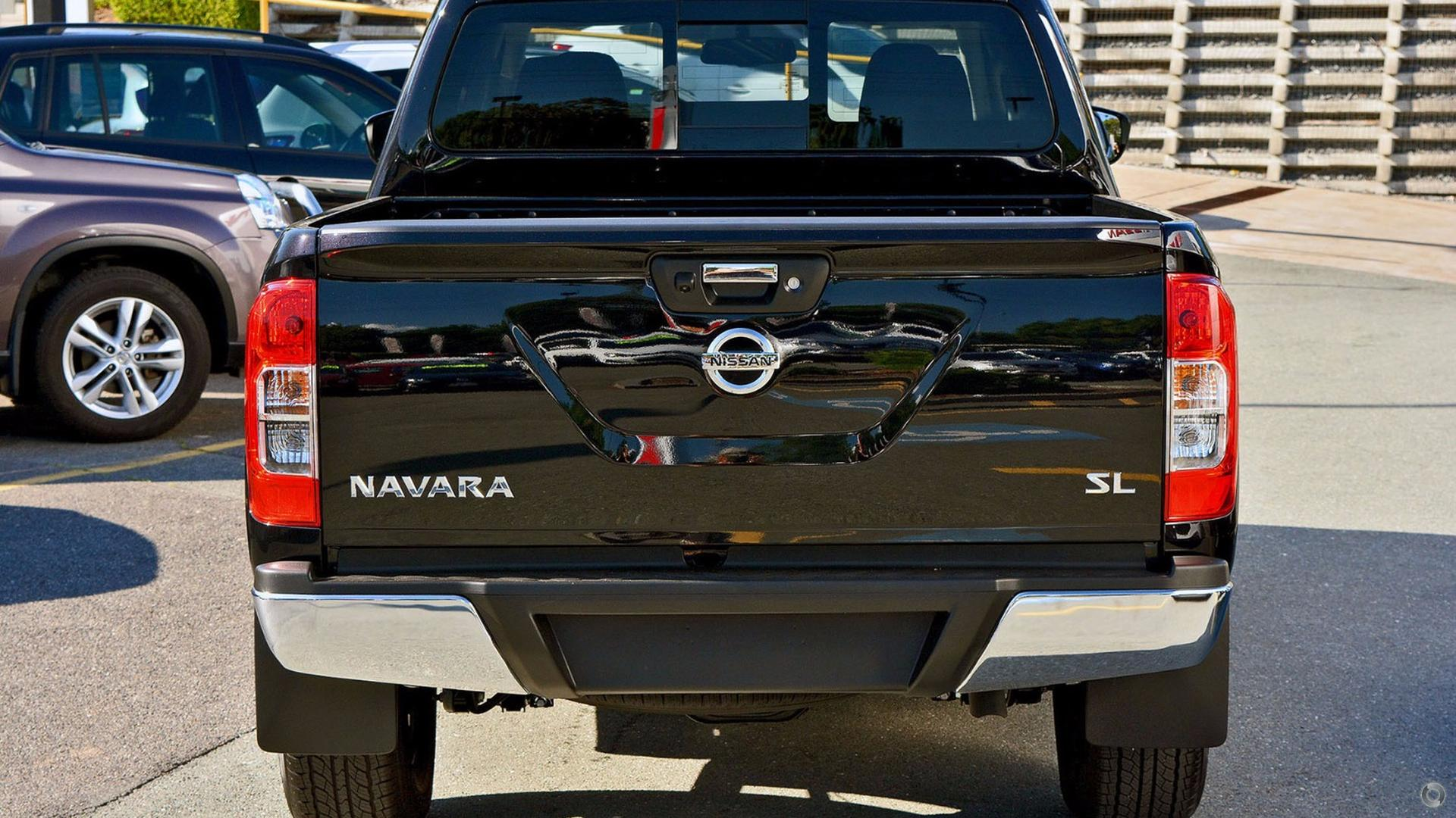 2017 Nissan Navara SL D23 Series 2