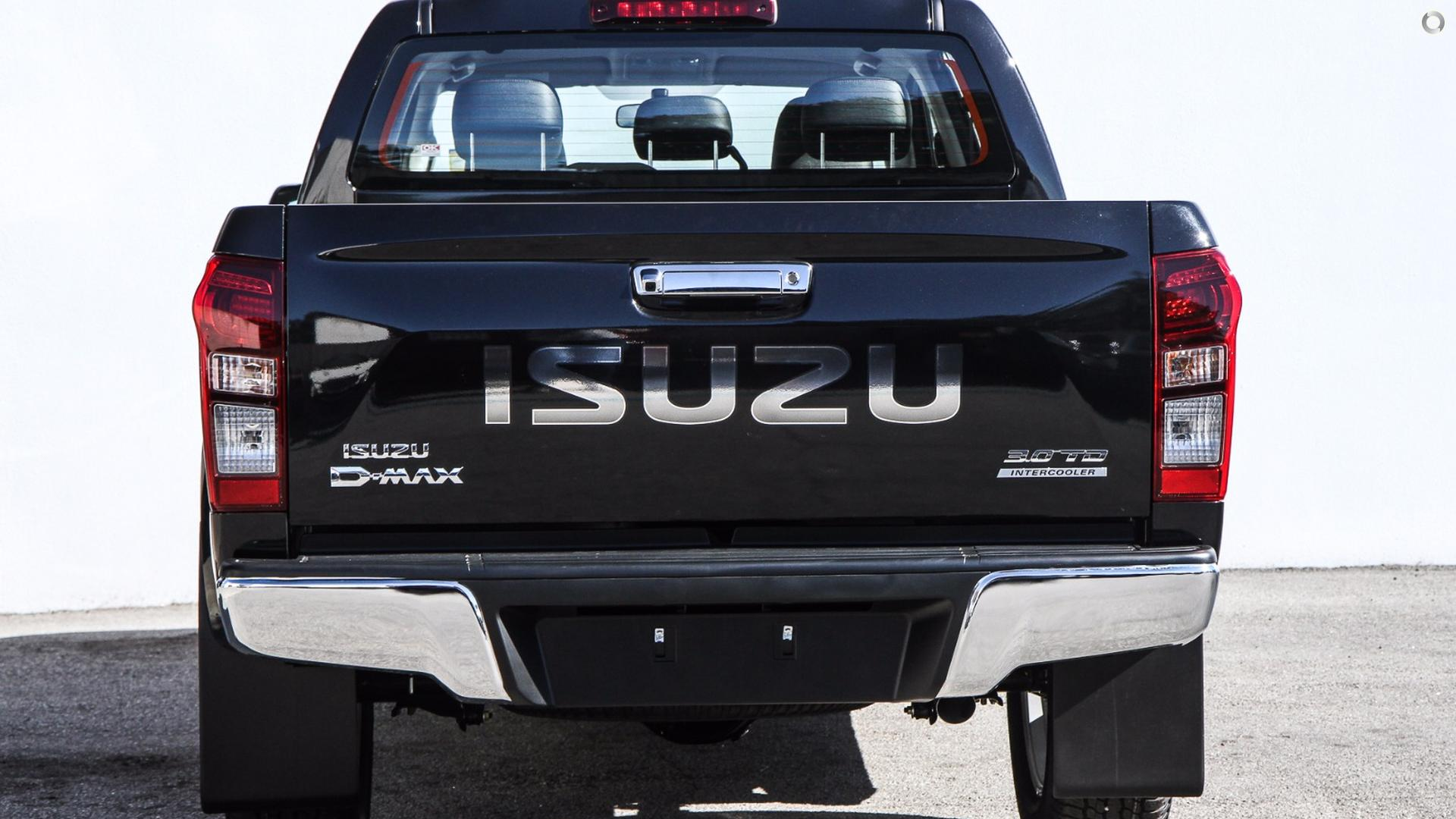 2017 Isuzu D-MAX LS-Terrain (No Series)