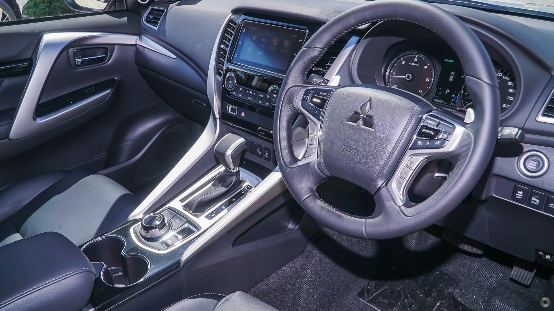 2017 Mitsubishi Pajero Sport Exceed QE