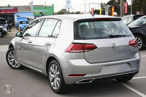 2017 Volkswagen Golf 110TSI Highline 7.5