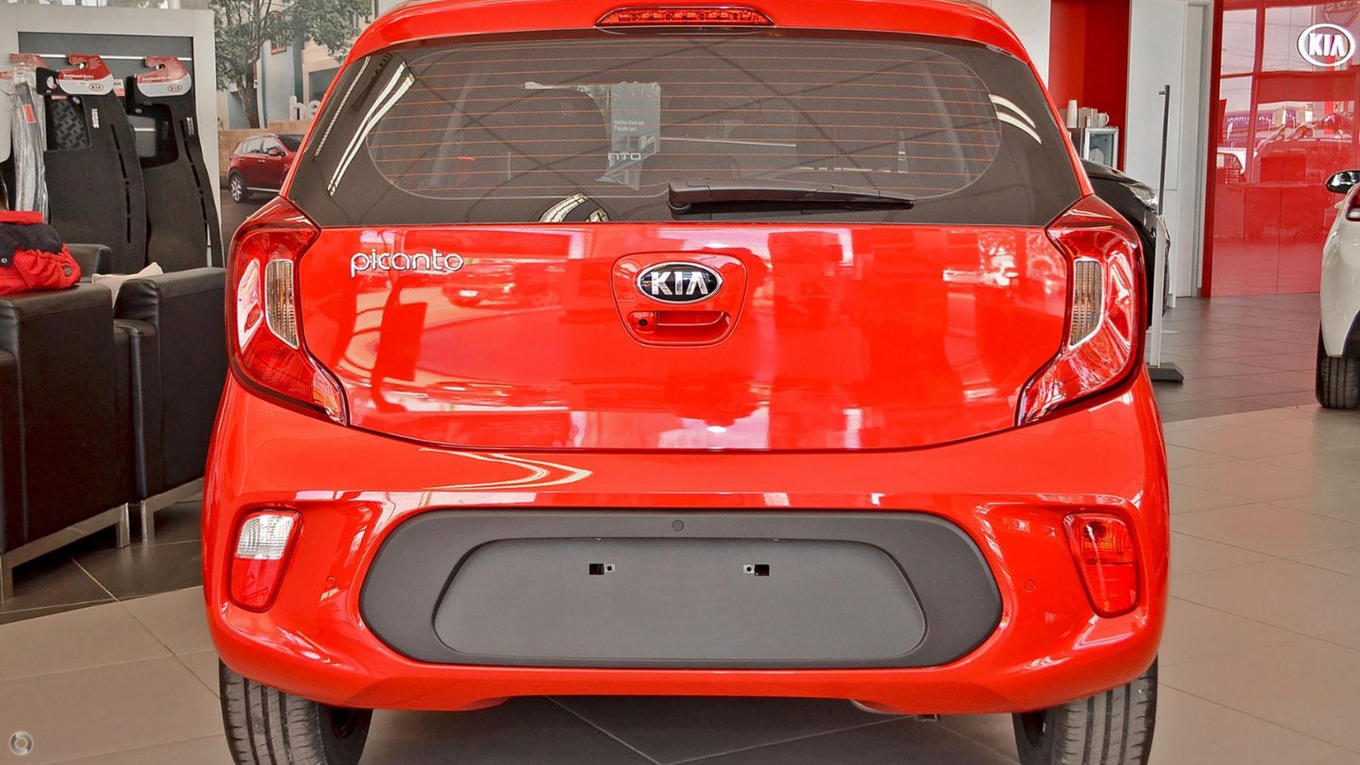 2018 Kia Picanto S JA