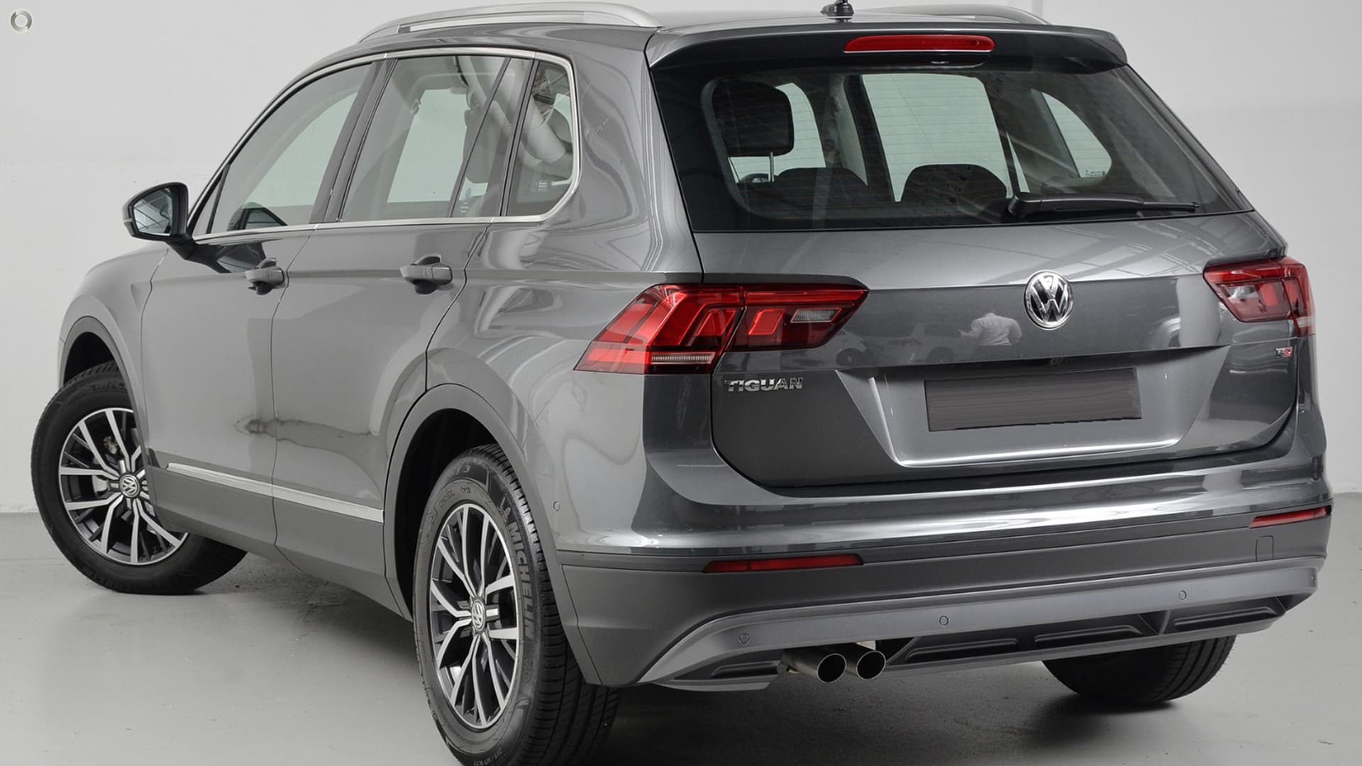 2018 Volkswagen Tiguan 110TSI Comfortline 5N