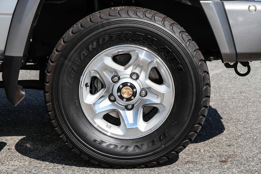2018 Toyota Landcruiser GXL VDJ79R
