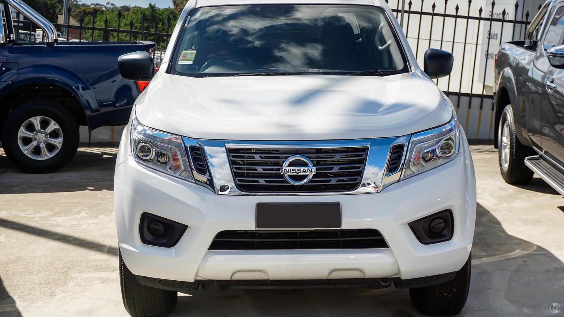 2016 Nissan Navara SL D23 Series 2