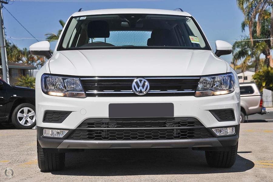 2018 Volkswagen Tiguan 110TDI Comfortline 5N