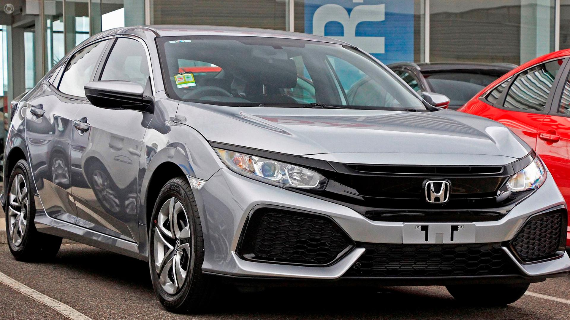 2018 Honda Civic VTi 10th Gen