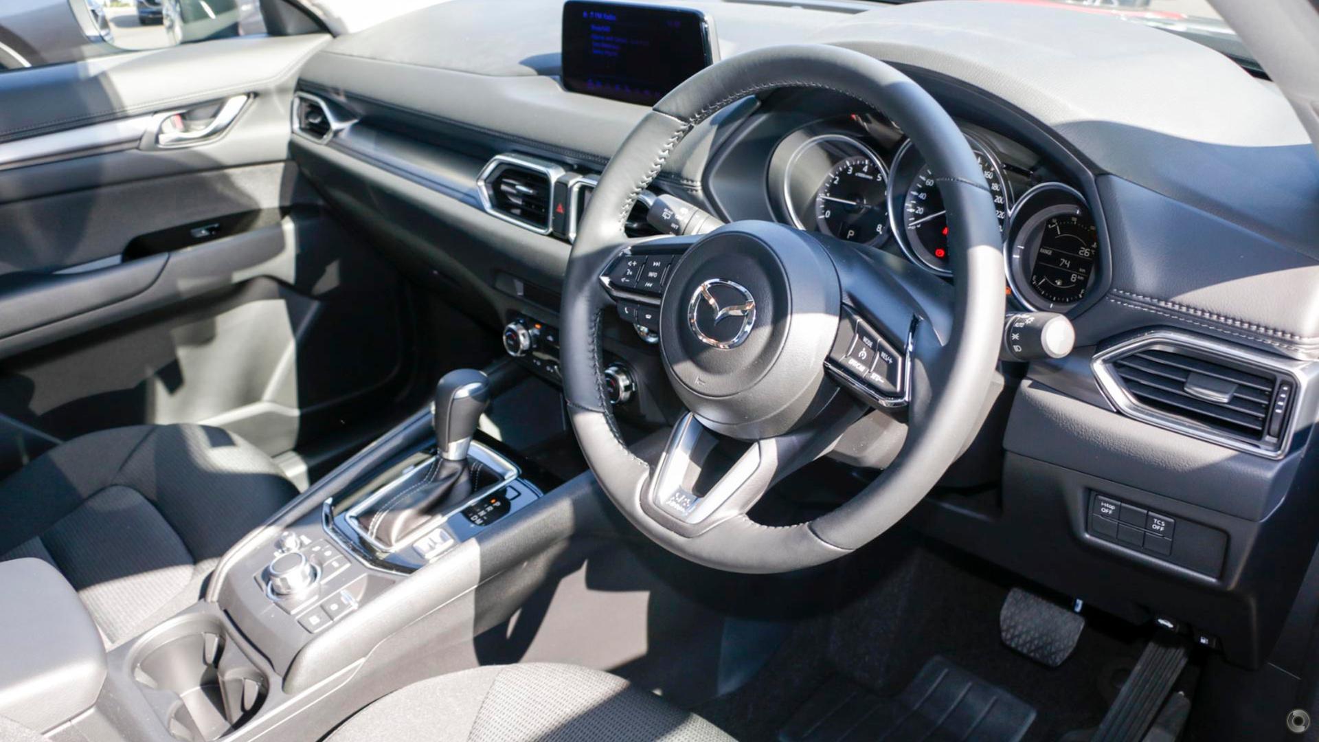 2018 Mazda CX-5 Maxx Sport KF Series